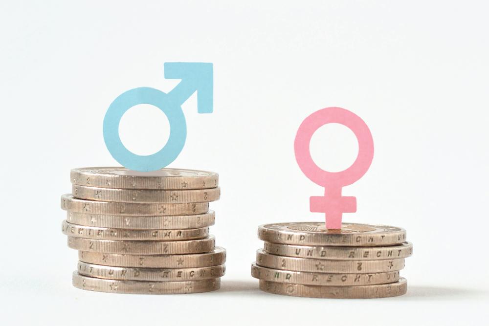 nhs gender pay gap